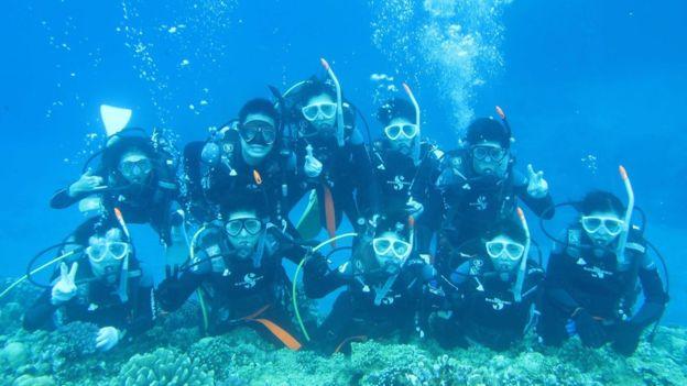 Grupa ronilaca