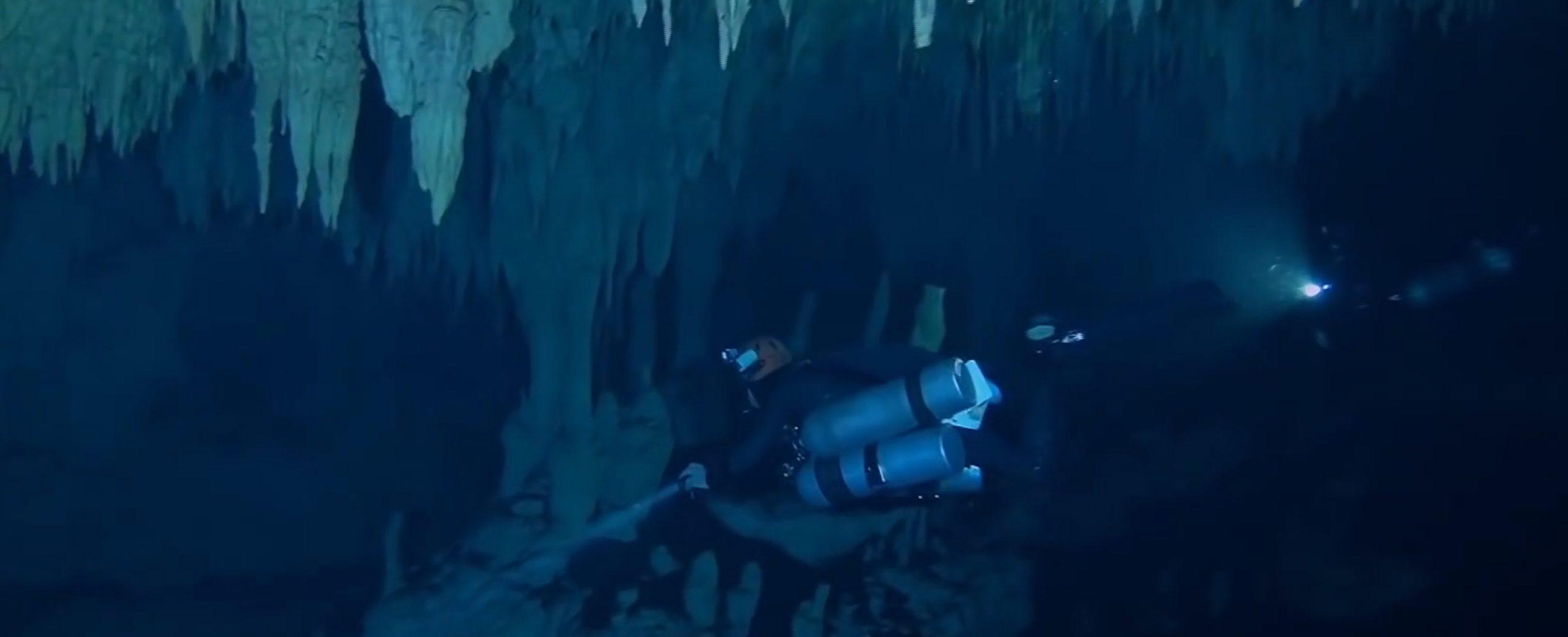 Najveća podvodna pećina na svetu