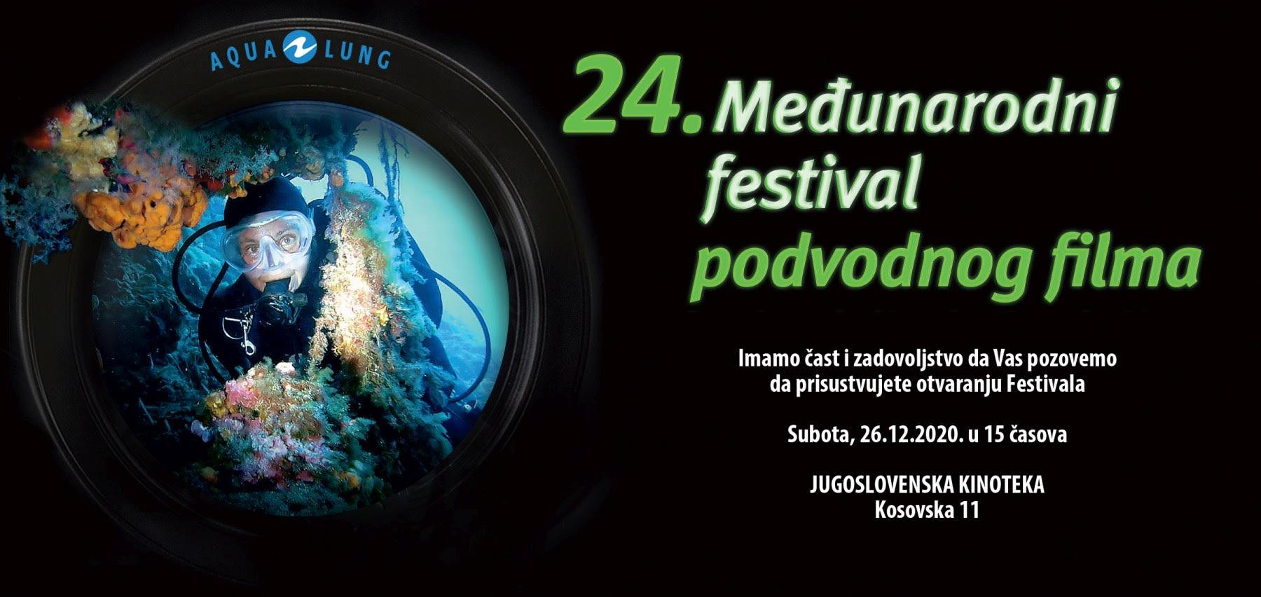 24. Medjunarodni festival podvodnog filma